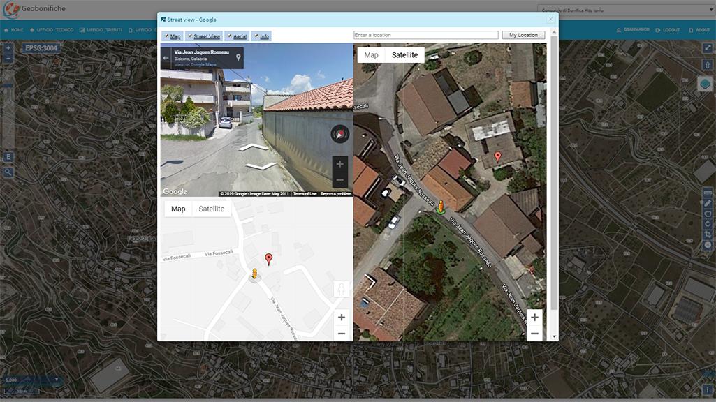 Integrazioni GIS