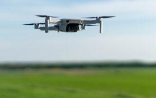 Uso dei droni in applicazioni GIS